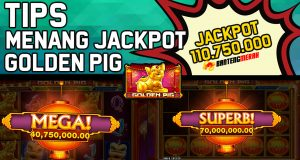 Tips Menang Slot Online Pragmatic Play Golden Pig
