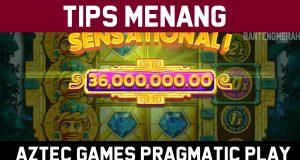 Tips Menang Slot Pragmatic Aztec Gems Terjitu