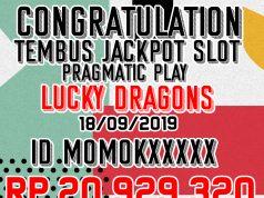 Jackpot Slot Lucky dragons bantengmerah