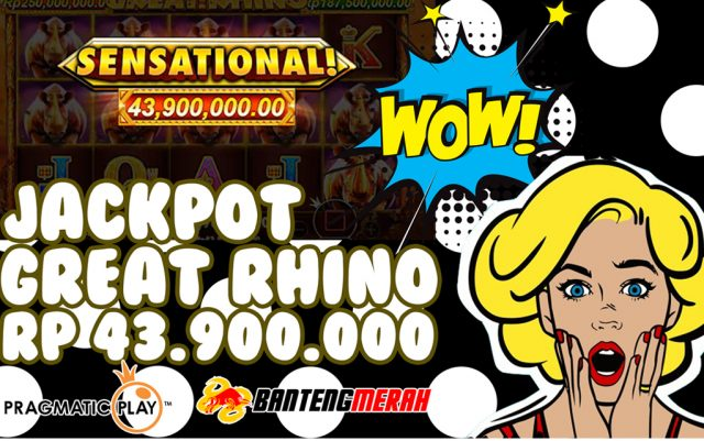 Tips Menang Slot Great Rhino Pragmatic Play Indonesia