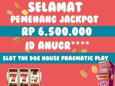 Pemenang Jackpot Slot Bantengmerah Tgl 02/09/2019