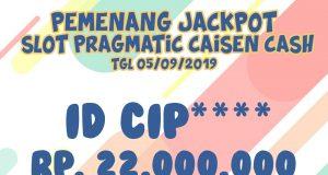 Pemenang jackpot Pragmatic caisen cash bantengmerah