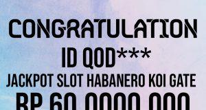 pemenang jackpot slot banaero bantengmerah