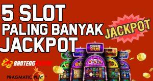 5 Slot banyak jackpot bantengmerah