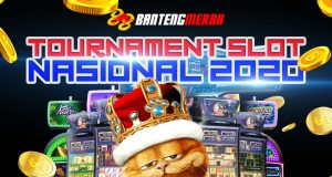 Tournament Slots Nasional 2020 Bantengmerah