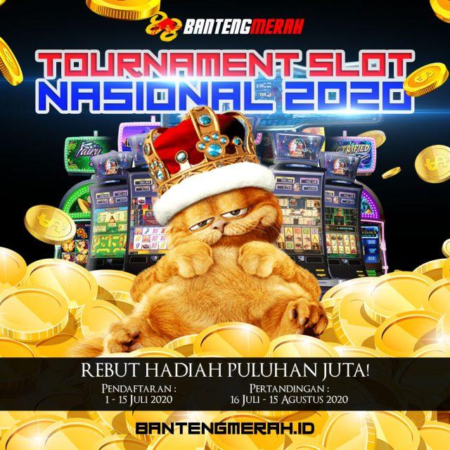 Tournament Slots Nasional 2020 Bantengmerah