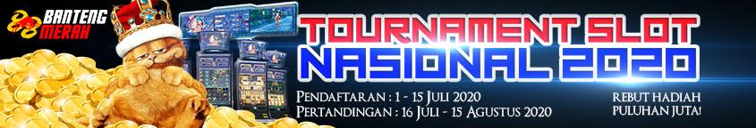 Turnament Slots Nasional 2020 Bantengmerah