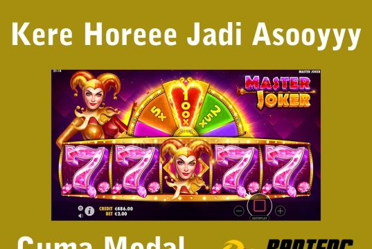 Master Joker Pragmatic Play Bantengmerah Slot Online Indonesia