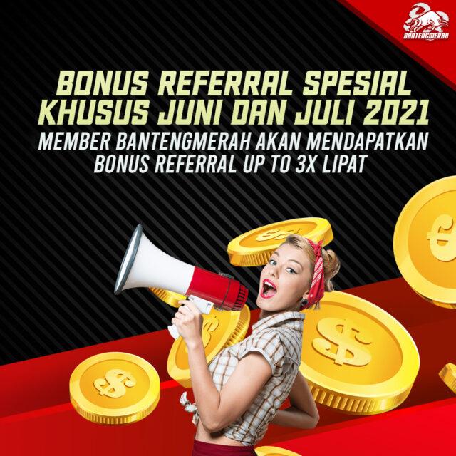 Promo Multiple Referral Bantengmerah