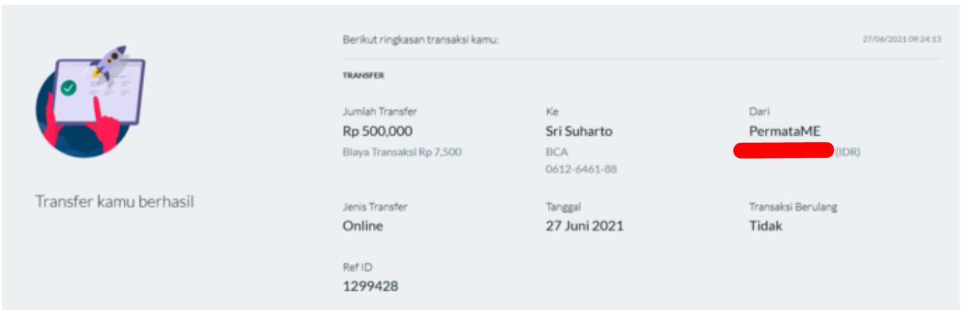 Pemenang TEBAK KARTU KUNING UEFA EURO 2020 Bantengmerah-3