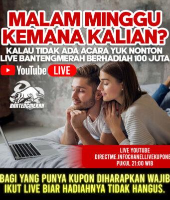 Event Kupon Bantengmerah Season 3 Final